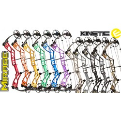 Compound Bow Kinetic MIRAGE DUAL CAM