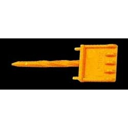 Beiter taikinio smeigtukas Oranžinis 50mm