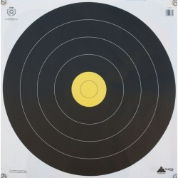 Popierinis taikinys FITA Field 80 cm