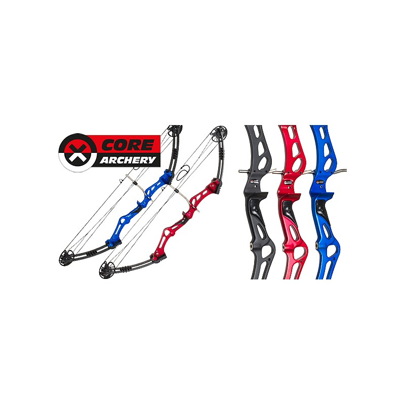 Core zeal compound bow rh for Schlafsofa zeal bow