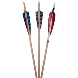 Wooden arrow ''Hudas''