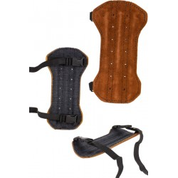 Buck Trail Traditional Armguard 18 cm