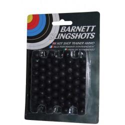 Slingshot pellets Barnet Target 100 PK